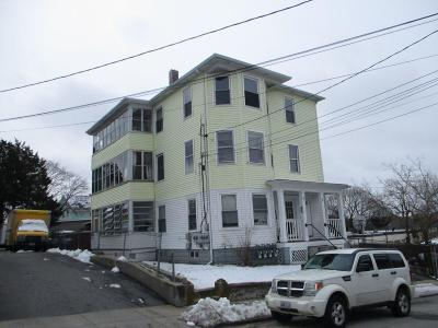 Central Falls Multi Family Home For Sale: 70 - 72 Kendall St