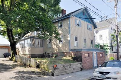 Central Falls Single Family Home For Sale: 312 Cowden Street