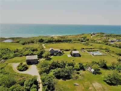 Block Island Single Family Home For Sale: 859 West Side Road
