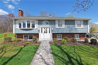 Cumberland Single Family Home For Sale: 41 Rabbitt Hill Rd