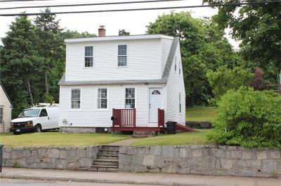 Coventry Single Family Home For Sale: 1201 Main St