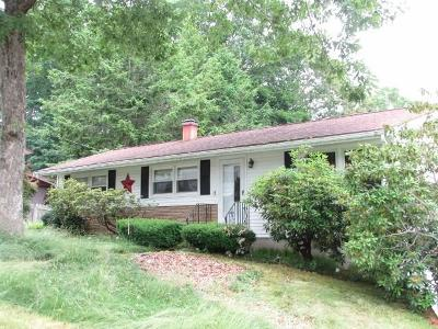 Woonsocket Single Family Home For Sale: 11 Blue Stone Dr