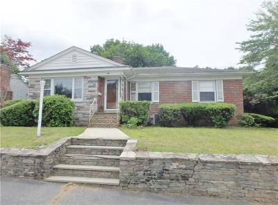 North Providence Single Family Home For Sale: 50 Gaudet St