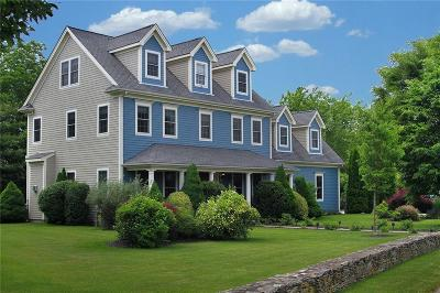 Middletown Single Family Home Act Und Contract: 216 Gossets Turn Dr