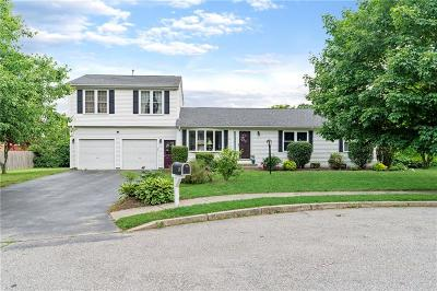 Kent County Single Family Home For Sale: 11 Remy Cir