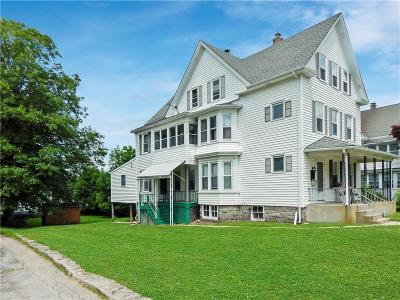 Westerly Multi Family Home Act Und Contract: 12 Spruce St