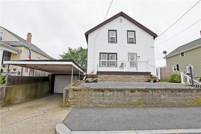 East Providence Single Family Home Act Und Contract: 175 Wilmarth Av