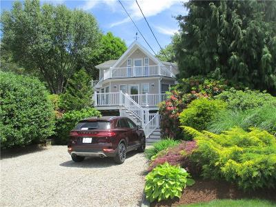 Newport County Single Family Home For Sale: 156 Seaside Dr