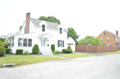 Cranston Single Family Home Act Und Contract: 95 Pond St