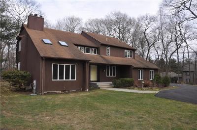 Cranston RI Single Family Home For Sale: $445,000