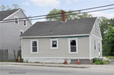 Coventry Single Family Home For Sale: 1124 Main St