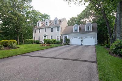 Smithfield Single Family Home For Sale: 23 Aspen Lane