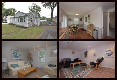 Smithfield Single Family Home Act Und Contract: 5 Eisenhower Dr