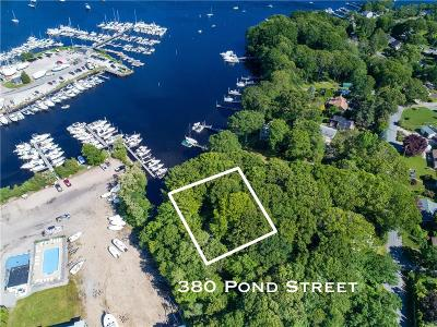 South Kingstown Single Family Home For Sale: 380 Pond St