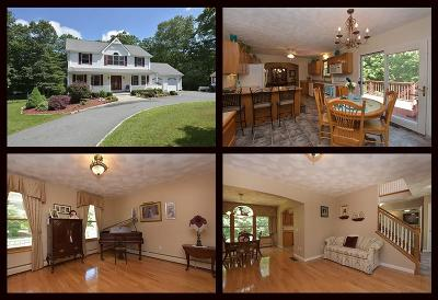 Scituate Single Family Home For Sale: 673 Hope Furnace Rd