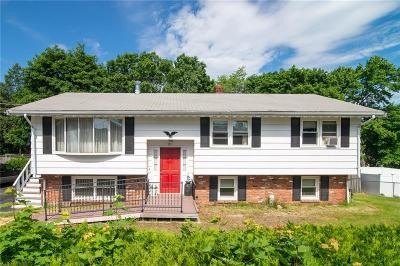 Woonsocket Multi Family Home For Sale: 119 Kenwood St