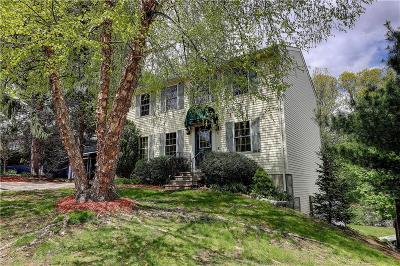 Lincoln Single Family Home For Sale: 10 Maplehurst St