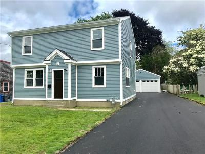 Middletown Single Family Home For Sale: 3 King Rd