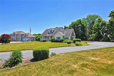 Bristol Single Family Home For Sale: 4 Old Orchard Farm Rd