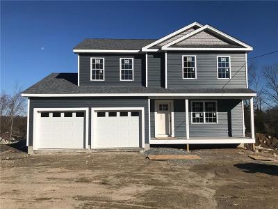 Cranston Single Family Home For Sale: 642 Natick Av
