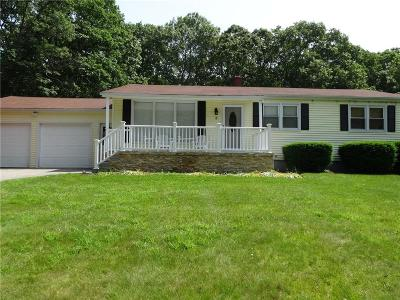 Scituate Single Family Home For Sale: 8 Stephen Hopkins Rd