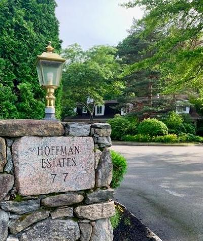 Glen Woods Condo/Townhouse For Sale: 77 Hoffman Avenue #E