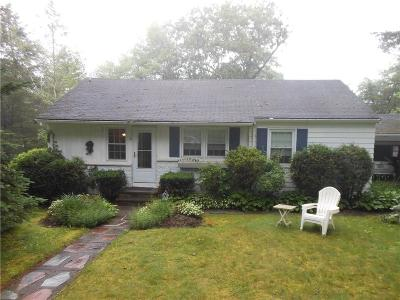 Scituate Single Family Home For Sale: 4 Midway St