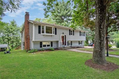 North Smithfield Single Family Home For Sale: 199 Greenville Rd