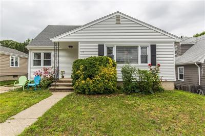 North Providence Single Family Home For Sale: 20 Bellevue Av