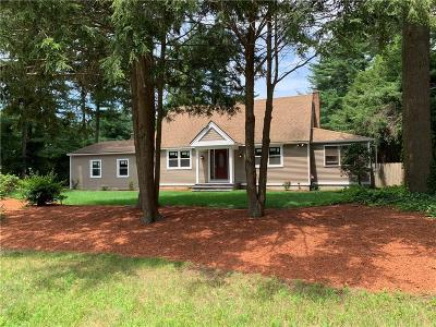 Coventry Single Family Home For Sale: 35 Circlewood Dr