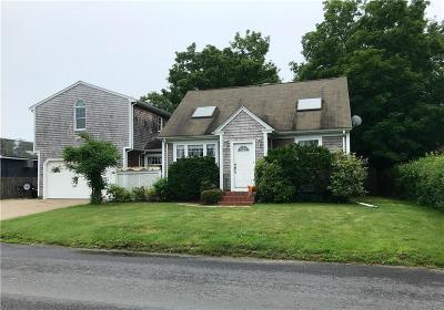 Warren Single Family Home For Sale: 231 Franklin Street