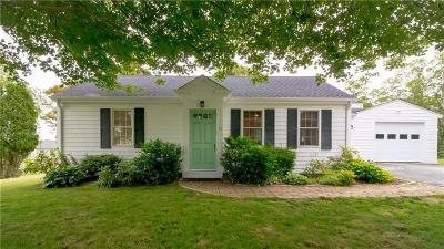 Portsmouth Single Family Home Act Und Contract: 35 Lehigh Ter N