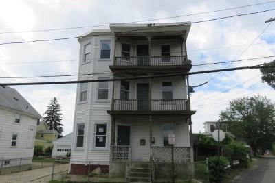 North Providence Multi Family Home For Sale: 190 Vincent Av