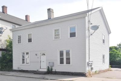 Multi Family Home Active Under Contract: 193 Arnold Street