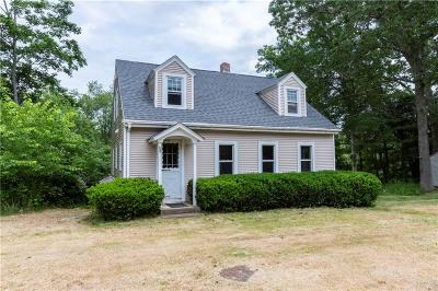 North Kingstown Single Family Home For Sale: 6410 Post Rd