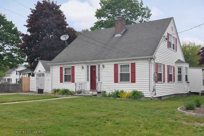 East Providence Single Family Home For Sale: 55 Forbes St