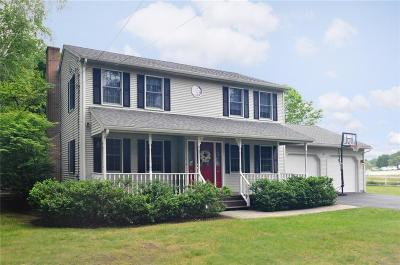 North Providence Single Family Home For Sale: 438 Angell Rd
