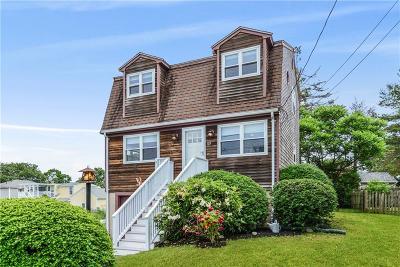 Portsmouth Single Family Home For Sale: 103 Canton Av