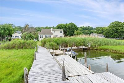 South Kingstown Single Family Home Act Und Contract: 1 Maple St