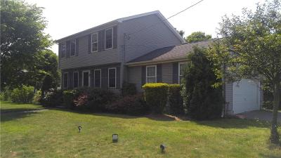 Warwick Single Family Home Act Und Contract: 2830 West Shore Rd