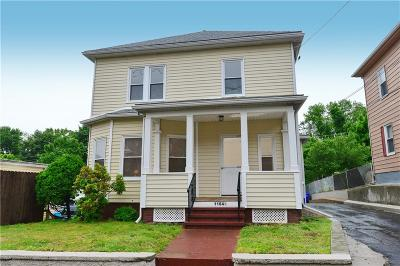 West Warwick Multi Family Home Act Und Contract: 1104 - 1/2 Main St