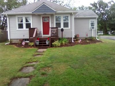 Warwick Single Family Home For Sale: 27 Church Av