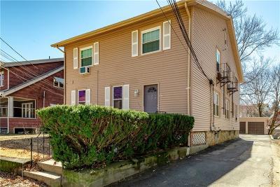 Woonsocket Multi Family Home For Sale: 187 Harrison Av