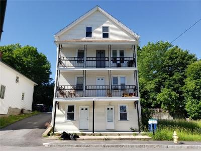 Lincoln Multi Family Home For Sale: 52 Central St