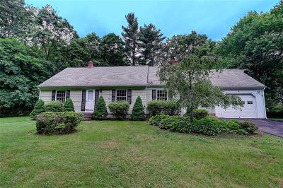 Cumberland RI Single Family Home For Sale: $299,000