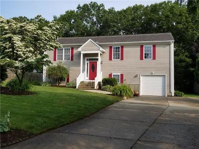 Coventry Single Family Home For Sale: 32 Remington Farm Dr
