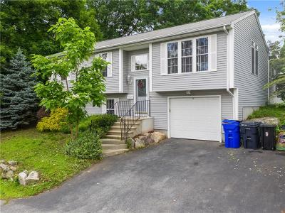 North Providence Single Family Home For Sale: 1 Hill St