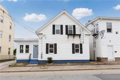 West Warwick Multi Family Home For Sale: 63 Roberts St