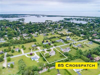 Charlestown Single Family Home Act Und Contract: 85 Crosspatch Rd