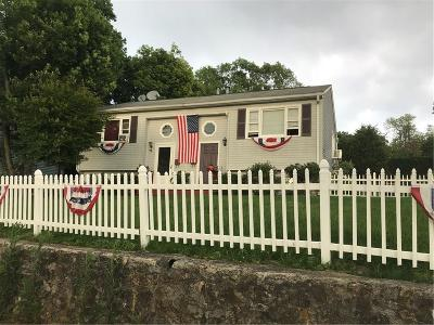 West Warwick Multi Family Home For Sale: 1578 Main St